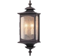 View the Murray Feiss MF OL2601 2 Light Outdoor Wall Sconce from the Market Square Collection at Build.com.