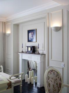 Домашняя классика - Лучший интерьер в классическом стиле | PINWIN - конкурсы для архитекторов, дизайнеров, декораторов