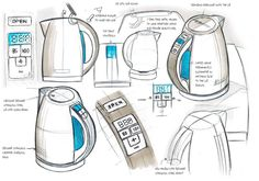industrial design sketches - Google Search