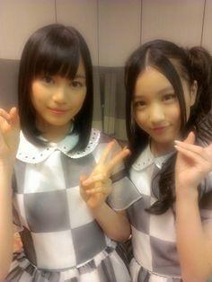 乃木坂46 (nogizaka46) Ikuta Erika (生田 絵梨花) Hoshino Minami (星野 みなみ)