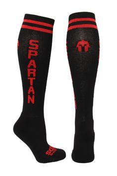 WOD Authority - Sox Box Spartan Socks, $9.99 (http://www.wodauthority.com/sox-box-spartan-socks/)