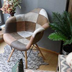 Silla réplica Eames