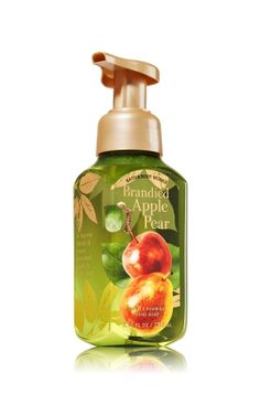 Keep hands clean & lightly scented with Bath & Body Works foaming hand soap. Stock every sink with this luxurious lather to gently wash away dirt and germs! Best Home Fragrance, Home Fragrances, Bath N Body, Bath And Body Works Perfume, Apple Pear, Hair Vitamins, Bath And Bodyworks, Beauty Bar, Smell Good