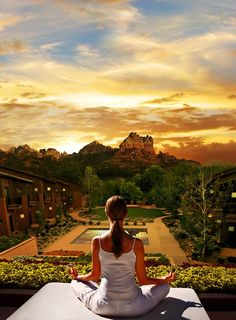 Sedona - Hiking all day, luxurious spa hotel at night