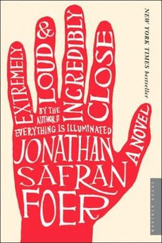 Extremely Loud and Incredibly Close, I thought this was a memoir and was a little disappointed to find out it was a novel, this book was just okay, finished 8/24/2013
