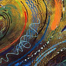 Quilt - Sue Benner: Artist - Nest Gallery