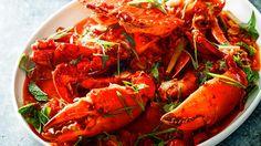 Chilli mud crab recipe : SBS Food