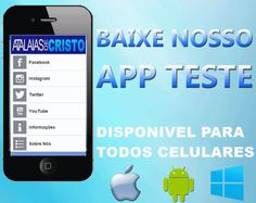 Baixe Nosso App Teste