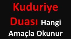 KUDURİYE DUASI-türlü istek,dilek ve murat için Allah Islam, Need To Know, Reiki, Healing, Minis, Istanbul, Health And Fitness, Islamic, Allah