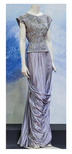 Paquin Haute couture, No. 63830 3 rue de la Paix Paris, circa 1947/1948…