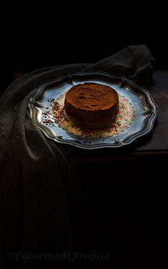 Dark chocolate cake / Donkersjokoladekoek