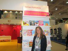 Gemser Publications at the London Book Fair!