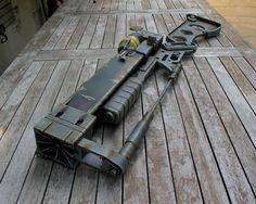 Реалистичная копия лазерной винтовки из Fallout 3 - Новости - игровые новости, сайт игровых новостей, самые свежие и последние игровые новости
