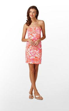 Franco Dress from Lilly Pulitzer. Why Lilly, why must you be so pricey and pretty?! $178