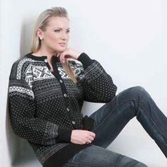 Jakke Setesdal - Viking of Norway Alpacas, Nordic Design, Norway, Vikings, Crochet, Sweater Cardigan, Free Pattern, Blazer, Wool