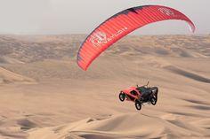Une voiture volante française présentée au salon Eurosatory - Sciences et Avenir