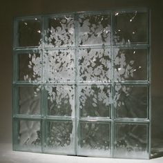This is the most popular design - an etched tree mural with glass blocks. This mural has been used extensively in glass block windows and walls. Learn more about this unique process - http://innovatebuildingsolutions.com/products/glass-block/etched-glass-block-window-wall