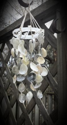 jingle shell wind chime by MidwestSheller on Etsy, $16.00 enter coupon sea2gurnee for 2.50 off