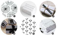 Imprimibles gratis: Guia definitiva de papeles de regalo 2013 para imprimir