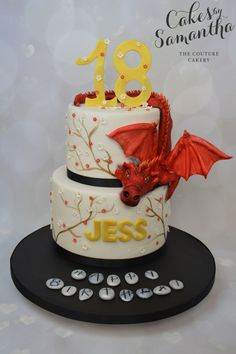 games of thrones dragon cake - Google Search