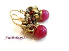 NEW Tutorial  Cluster earrings