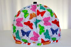 Tea Cosy Teapot Cosy Tea Cosy Butterfly tea cosy by TheCosyTeapot, $34.95