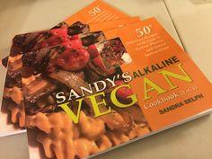 Order your copy of Sandy's Alkaline Vegan Cookbook today!  https://www.facebook.com/TheOrganicPalette/posts/1658168044503480:0