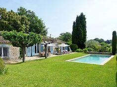 Elegant Provenzalische Villa Für 6 Personen Mit Privatem Pool In Grimaud In  Südfrankreich. Man Kann Zu