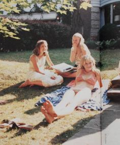 "vileandbeloved:  "" "" photographed by Corinne Day for The Virgin Suicides  "" """