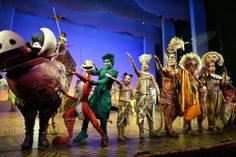 The Lion King, el musical, Broadway, New York. #ElReyLeón #Musical #Broadway #Entradas Reserva tu entrada: http://www.weplann.com/nueva-york/entradas-el-rey-leon-musical-broadway