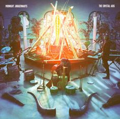 Midnight Juggernauts - Crystal Axis