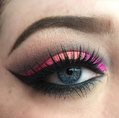 Beautiful eye makeup. Recreate this look with 'Sequin' eye shadow from ColourPop