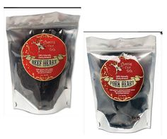 See our new items we have in stock. Chasing Our Tails Pork and Beef Heart Dehydrated Treats - All natural with no fillers animal-by-products or meals.This retains the full yummy flavor smell and all the nutritional benefits of raw meat which pleases even the pickiest eaters. No added hormones or preservatives. A healthy addition to your pets daily diet.  $14 - 5oz Bag  http://ift.tt/1TX7psG