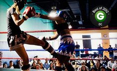 Groupon - 5 or 10 Classes at Capital MMA & Elite Fitness (Up to 80% Off). Groupon deal price: $39.00