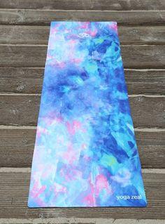 Blue Opal Yoga Mat