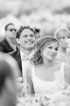 i like the idea of photographer catching the bride and grooms faces during best man/made of honor speeches
