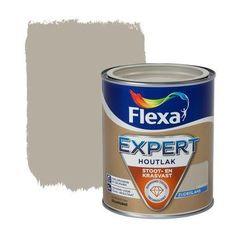 Flexa Expert lak beigebruin zijdeglans 750 ml in de beste prijs-/kwaliteitsverhouding, uitgebreid assortiment bij GAMMA