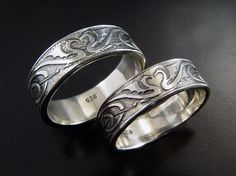 Celtic Wedding Ring For Him And Her