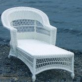 Found it at Wayfair - Madison Chaise Lounge with Cushion