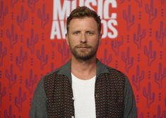 Dierks Bentley arrives at the CMT Music Awards on Wednesday, June at the Bridgestone Arena