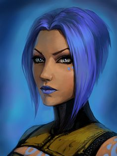 Maya_Borderlands 2 by Koshha.deviantart.com on @deviantART
