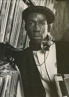 strictly Vinyl Living legend Grand Master Flash