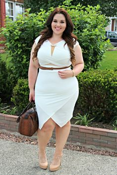 W h i t e t h i c k n u d e moda plus size, plus size girls, Looks Plus Size, Curvy Plus Size, Moda Plus Size, Plus Size Girls, Plus Size Women, Curvy Girl Fashion, Look Fashion, Plus Size Fashion, Fashion Outfits