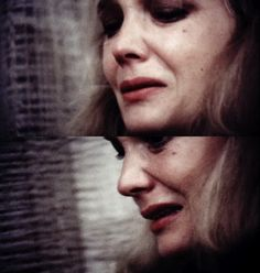 """""""I knew many girls who had had breakdowns. I drew little touches from each of them and a lot from myself. I don't mean I'm really going mad, but I'm a little crazy - we all are - and sometimes I let things go.""""  Gena Rowlands on her spellbinding role in A Woman Under the Influence,1974 Dir. by John Cassavetes [x]"""
