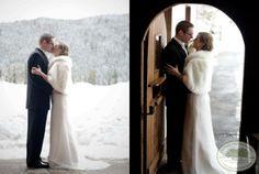 Winter Wedding at Ski Tip Lodge, Keystone Resort, CO. www.keystoneweddings.com #winter #wedding