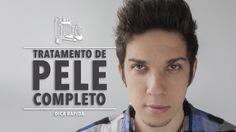 TRATAMENTO DE PELE COMPLETO NO LIGHTROOM