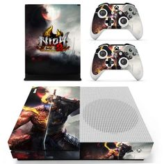 Nioh 2 Xbox one S Skin | Xbox one S wrap – Console skins world Console Styling, Xbox One S, Personal Style, Console Table Styling