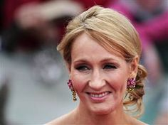 Harry Potter author J. K. Rowling posed as a man for secret new book - TODAY.com