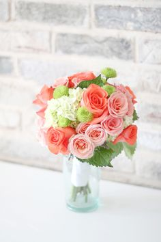 DIY Grocery Store Bridal Bouquet  I know David Tuturo wouldn't approve, but gosh, it's really pretty!