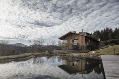 Haus Wiesenhof by Gogl Architekten - Wooden alpine refuge located in Sankt Johann in Tirol / Austria.